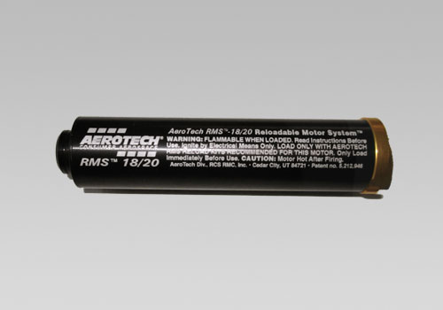 RMS 18/20 Reloadable Rocket Motor - Click Image to Close