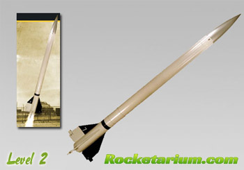 VK-7 Sounding Rocket Kit