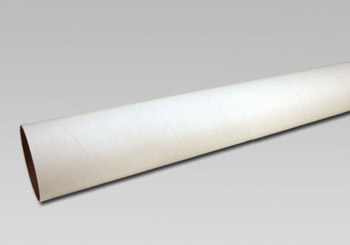 "1.1"" (29mm) Thick-Wall White Airframe 36"" Long"